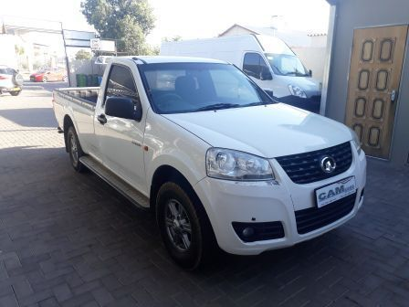 Pre-owned GWM Steed 5 2.2 S/C Workhors for sale in