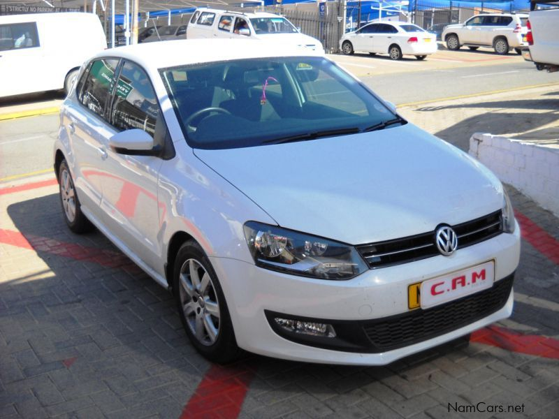 Pre-owned Volkswagen Polo Comfortline1.4i Vivo H/B for sale in Windhoek