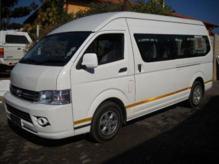 Pre-owned CAM sasuka 2.7i for sale in Windhoek
