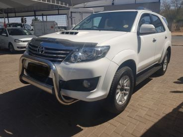 Pre-owned Toyota Fortuner 2.5l 4x2 Man Diesel for sale in
