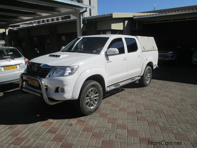 Pre-owned Toyota Hilux Dakar D4D for sale in