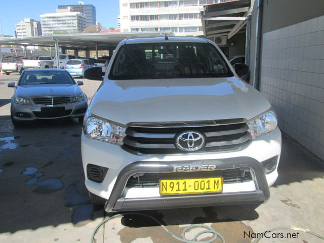 Pre-owned Toyota Hilux SRX VVTI R/B for sale in