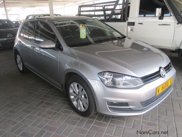 Pre-owned Volkswagen Golf VII TSI Bluemotion Comfortline for sale in