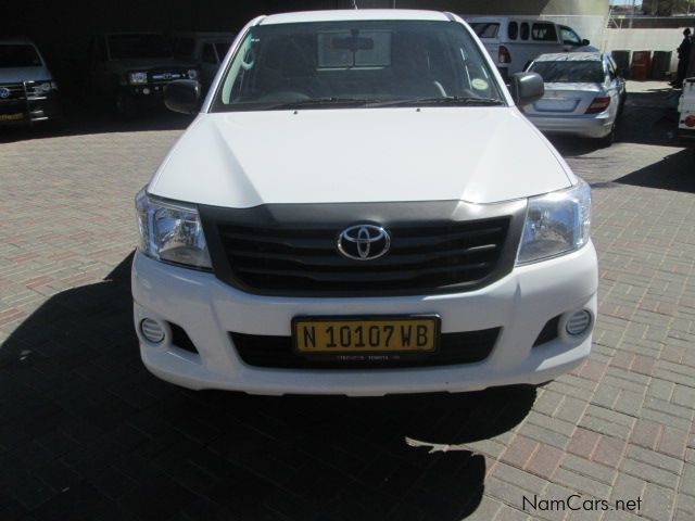 Pre-owned Toyota Hilux D4D R/B SRX for sale in