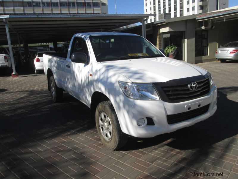 Pre-owned Toyota Hilux SRX for sale in Windhoek