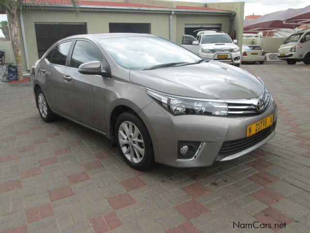 Pre-owned Toyota Corolla Exclusive for sale in