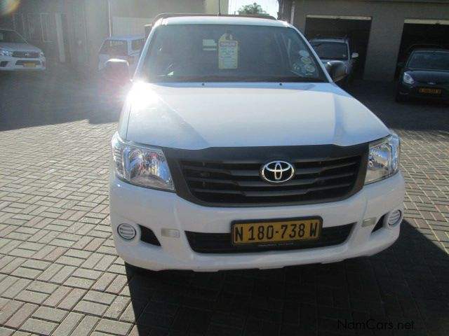 Pre-owned Toyota Hilux SRX D4D for sale in