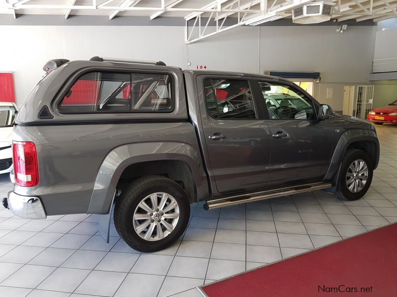 Pre-owned Volkswagen Amarok 2.0 BiTDi Highline 132kW 4Mo for sale in
