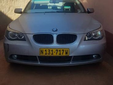 Pre-owned BMW 530d for sale in