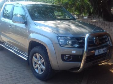 Pre-owned Volkswagen Amarok 2.0 TSI for sale in