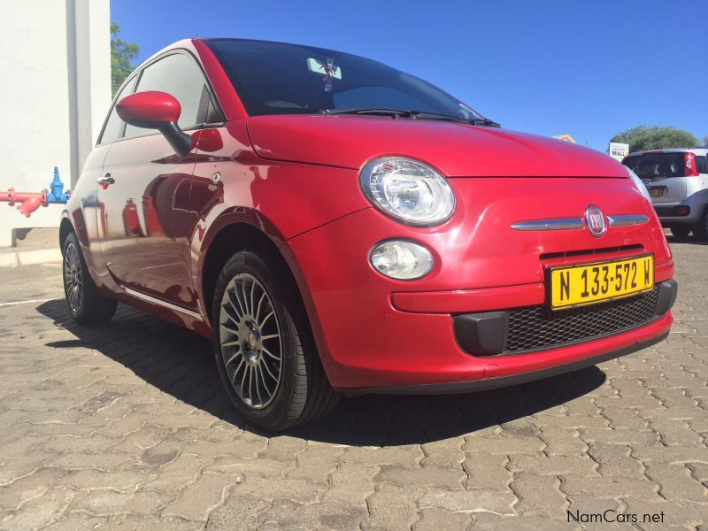 Pre-owned Fiat 500 1.4 Pop for sale in