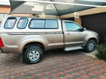 Pre-owned Toyota Hilux 3.0 D4D 4x4 for sale in