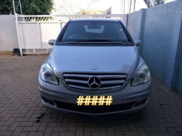 Pre-owned Mercedes-Benz B 170 for sale in