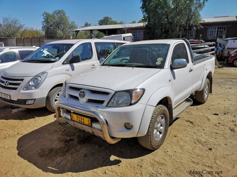 Pre-owned Toyota Hilux 2.7 vvt-i 2x4 for sale in