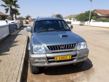 Pre-owned Mitsubishi Colt Rodeo 2,8 TDI 4X4 for sale in