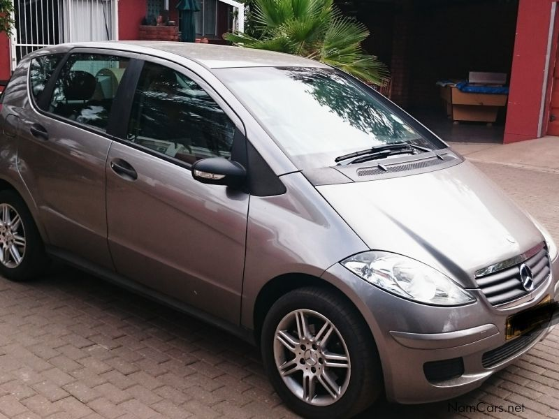 Pre-owned Mercedes-Benz A 170 for sale in