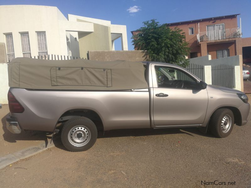 Pre-owned Toyota Hilux 2.4 GD 5MT AC for sale in