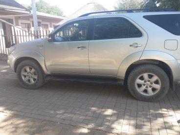 Pre-owned Toyota Fortuner 3.0D4D 4x4 Manual for sale in