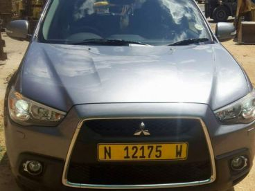 Pre-owned Mitsubishi ASX 2.0 Petrol Automatic for sale in