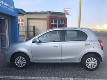 Pre-owned Toyota Etios 1.5 Xi for sale in