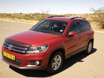 Pre-owned Volkswagen Tiguan 1.4 TSI for sale in