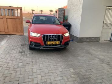 Pre-owned Audi Q3 2,TDI for sale in