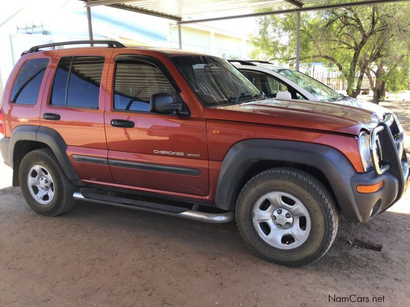Pre-owned Jeep Cherokee Sport for sale in