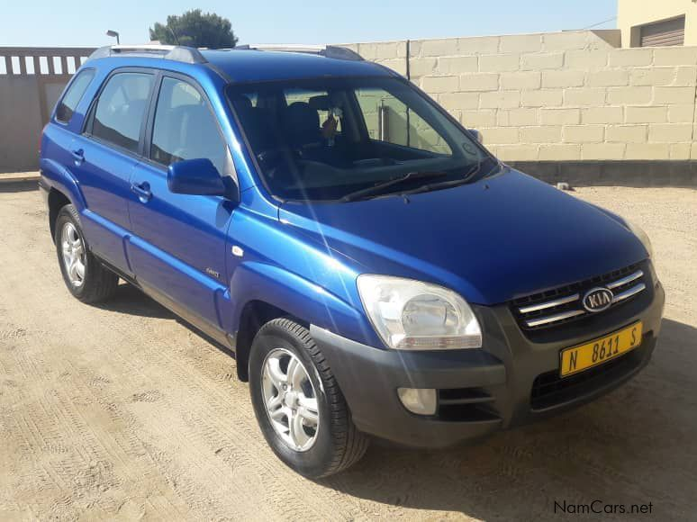 Pre-owned Kia Sportage 4WD for sale in