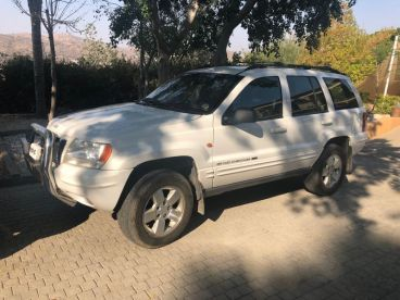 Pre-owned Jeep Grand Cherokee 4,7 for sale in