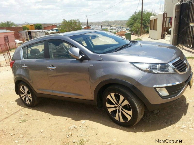 Pre-owned Kia Sportage 2.0 for sale in