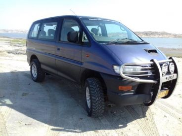 Pre-owned Mitsubishi Delica for sale in