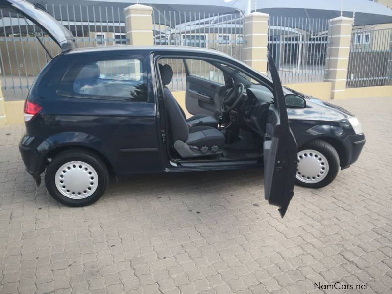 Pre-owned Hyundai Getz 3-door for sale in