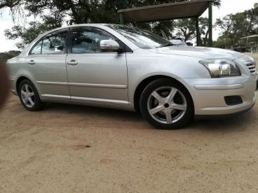 Pre-owned Toyota Avensis D4 for sale in
