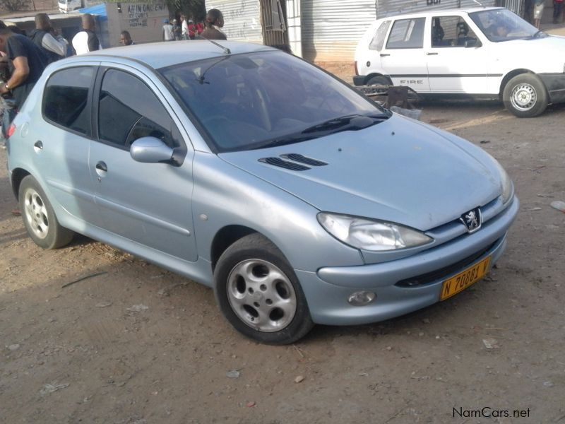 Pre-owned Peugeot 206 1.6 16 valves for sale in