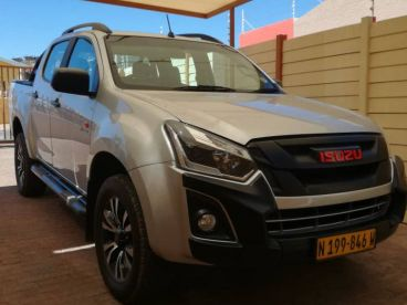 Pre-owned Isuzu KB 250D TEQ 4x4 X-Rider for sale in