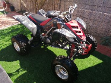 Pre-owned Yamaha Raptor 66R for sale in