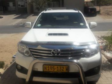 Pre-owned Toyota Fortuner 2.5 Manual Diesel 2x4 for sale in