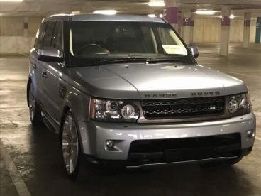 Pre-owned Land Rover Range Rover Sport 5.0 Supercharger for sale in