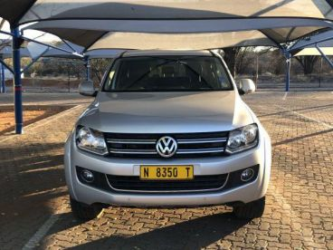 Pre-owned Volkswagen Amarok 2.0l 4Motion TDI Highline for sale in