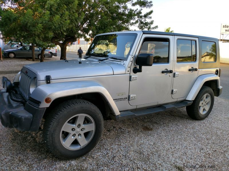 Pre-owned Jeep Wrangler 3.8 V6 for sale in