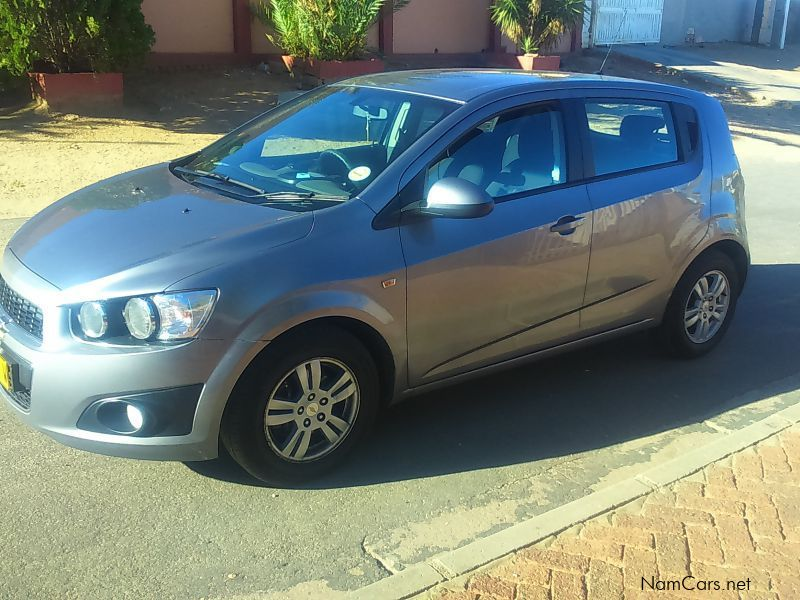Pre-owned Chevrolet Sonic 1.6 for sale in