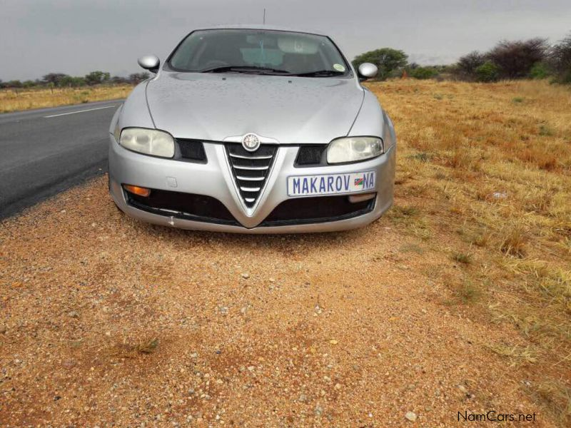 Pre-owned Alfa Romeo GT for sale in