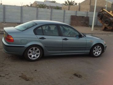 Pre-owned BMW 320D E46 for sale in