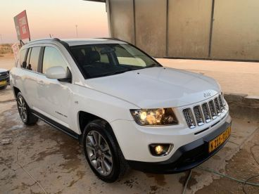 Pre-owned Jeep Compass VCT LTD for sale in