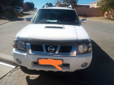 Pre-owned Nissan NP300 2.5 TD for sale in
