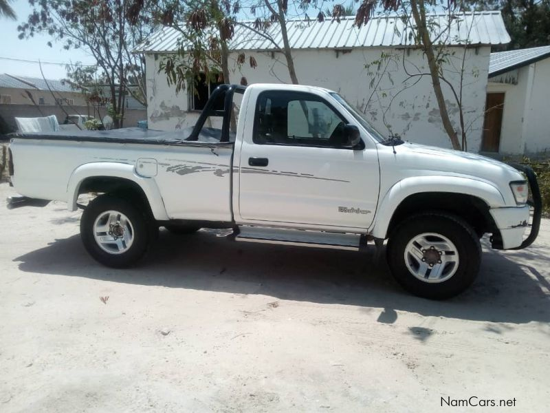 Pre-owned Toyota Hilux 2.7 Raider for sale in