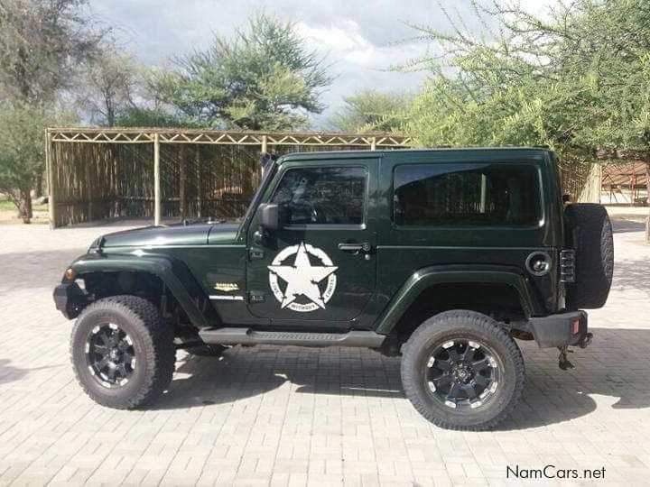 Pre-owned Jeep Wrangler for sale in