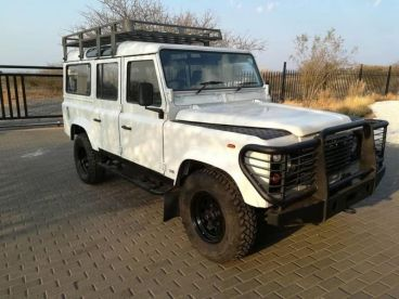 Pre-owned Land Rover Defender 110; 3.5L V8 for sale in
