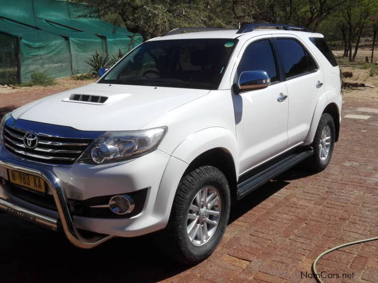 Pre-owned Toyota Fortuner D4D 2x4 Raised Body for sale in