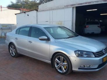 Pre-owned Volkswagen Passat 2.0 TDI(Dsg) for sale in